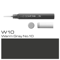 COPIC INK 12ML W10 WARM GRAY 10 -  CMIN-W10