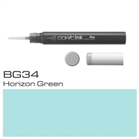 COPIC INK 12ML BG34 HORIZON GREEN - CMIN-BG34