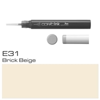 COPIC INK 12ML E31 BRICK BEIGE - CMIN-E31