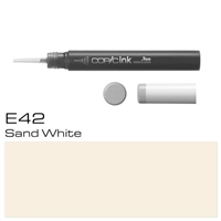 COPIC INK 12ML E42 SAND WHITE - CMIN-E42