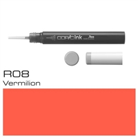 COPIC INK 12ML R08 VERMILLION - CMIN-R08