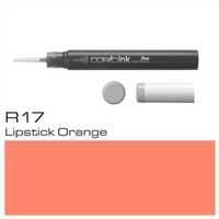 COPIC INK 12ML R17 LIPSTICK ORANGE - CMIN-R17