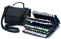 MARKER CASE COPIC 72PC WALLET CMEMTWLT72