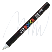 MARKER POSCA PC-1MR ULTRAFINE WHITE PX89789000