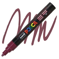 MARKER POSCA PC-5M MEDIUM RED WINE PX107482000