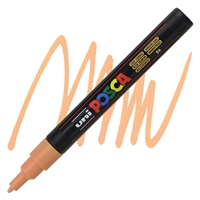 MARKER POSCA PC-3M FINE LIGHT ORANGE PX707703000
