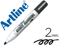 ARTLINE SHIRT MARKER BLACK 2N
