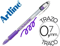 GEL PEN ARTLINE SOFTLINE 1700 PURPLE 1700M