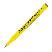 ARTLINE MULTI PEN BROWN 1.0MM 1C