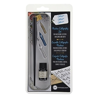 CALIGRAPHY PEN SET MODERN OBLIQUE MUMDP402