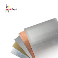 METAL COPPER SHEET .025 X 4 X 10KS259