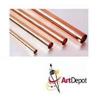 METAL COPPER TUBE 5-32 X 12 KS8119