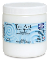 GEL MEDIUM GLOSS TRIART 250ML 8OZ 0152501363