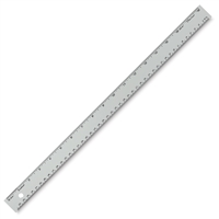 RULER STRAIGHT EDGE NON-SLIP 18IN AC1573-1