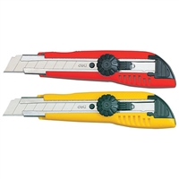 CUTTER UTILITY KNIFE DELI 2043 LARGE 2043