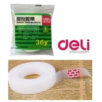 TAPE INVISIBLE DELI 12mm x 36y 30110