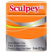 SCULPEY CLAY III SWEET POTATO 2 OZ SY033
