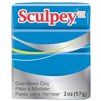 SCULPEY CLAY BLUE 2OZ SY063