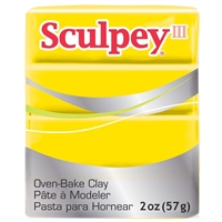SCULPEY CLAY YELLOW 2 OZ SY072