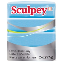 SCULPEY CLAY LT BLUE PEARL 2 OZ SY1103
