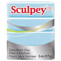 SCULPEY CLAY SKY BLUE 2OZ SY1144