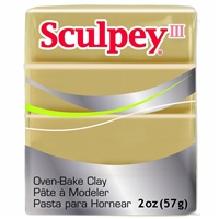 SCULPEY CLAY III BURIED TREASURE 2 OZ SY380