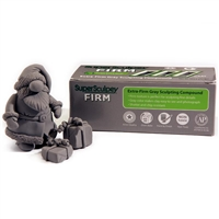 SUPER SCULPEY FIRM 1LB GRAY SYSS1SCULP