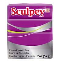 SCULPEY CLAY VIOLET 2 OZ SY515