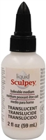 TRANSLUCENT LIQUID SCULPEY 2OZ SYALSB02
