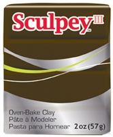 SCULPEY CLAY HAZELNUT 2OZ SY3021657