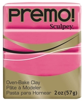 PREMO 2OZ BLUSH - SCULPEY CLAY SYP5020