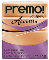 PREMO 2OZ COPPER - SCULPEY CLAY SYP5067