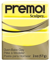 PREMO 2OZ SUNSHINE - SCULPEY CLAY SYP5525