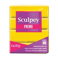 PREMO 2OZ CADMIUM YELLOW - SCULPEY CLAY SYP5572