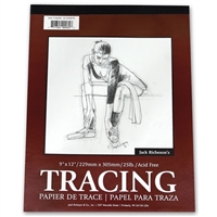 TRACING PAD RICH 9X12 50 100230
