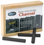 CHARCOAL PRESSED YARKA BOX OF 10 19102
