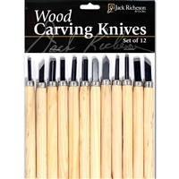 WOODCARVING TOOL SET 12 400032