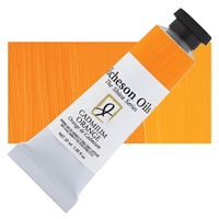 SHIVA OIL CADMIUM ORANGE 37ML 120023