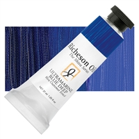 SHIVA OIL ULTRAMARINE BLUE DEEP 37ML 120034