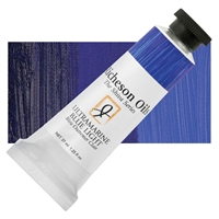 SHIVA OIL ULTRAMARINE BLUE LIGHT 37ML 120035