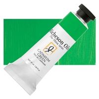 SHIVA OIL CADMIUM GREEN 37ML 120047