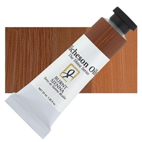SHIVA OIL BURNT SIENNA 37M 120051