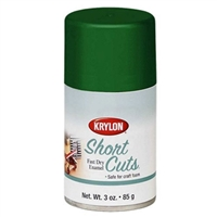 SPRAY SHORT CUTS LEAF GREEN KSCS046