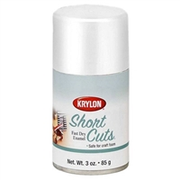 SPRAY SHORT CUTS WHITE GLOSS KRSCS053