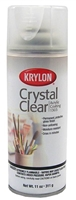 SPRAY CRYSTAL CLEAR ACRYLIC VARNISH 11OZ KR1303