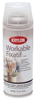 SPRAY WORKBLE FIXATIVE MATTE 11OZ KR1306