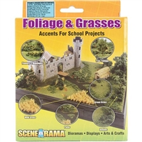 FOLIAGE & GRASSES ACCENT KIT WSSP4120