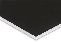 FOAMBOARD BLACK on WHITE 20X30 INCH 5mm FLIPSIDE FL20308