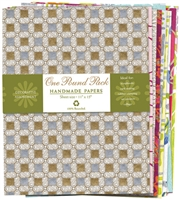 PAPER PACK DECORATIVE HANDMADE 1LB PK 8.5X11 ZNNP101