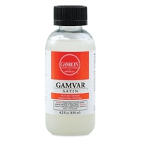 GAMVAR SATIN VARNISH 4.2 OZ GB10604